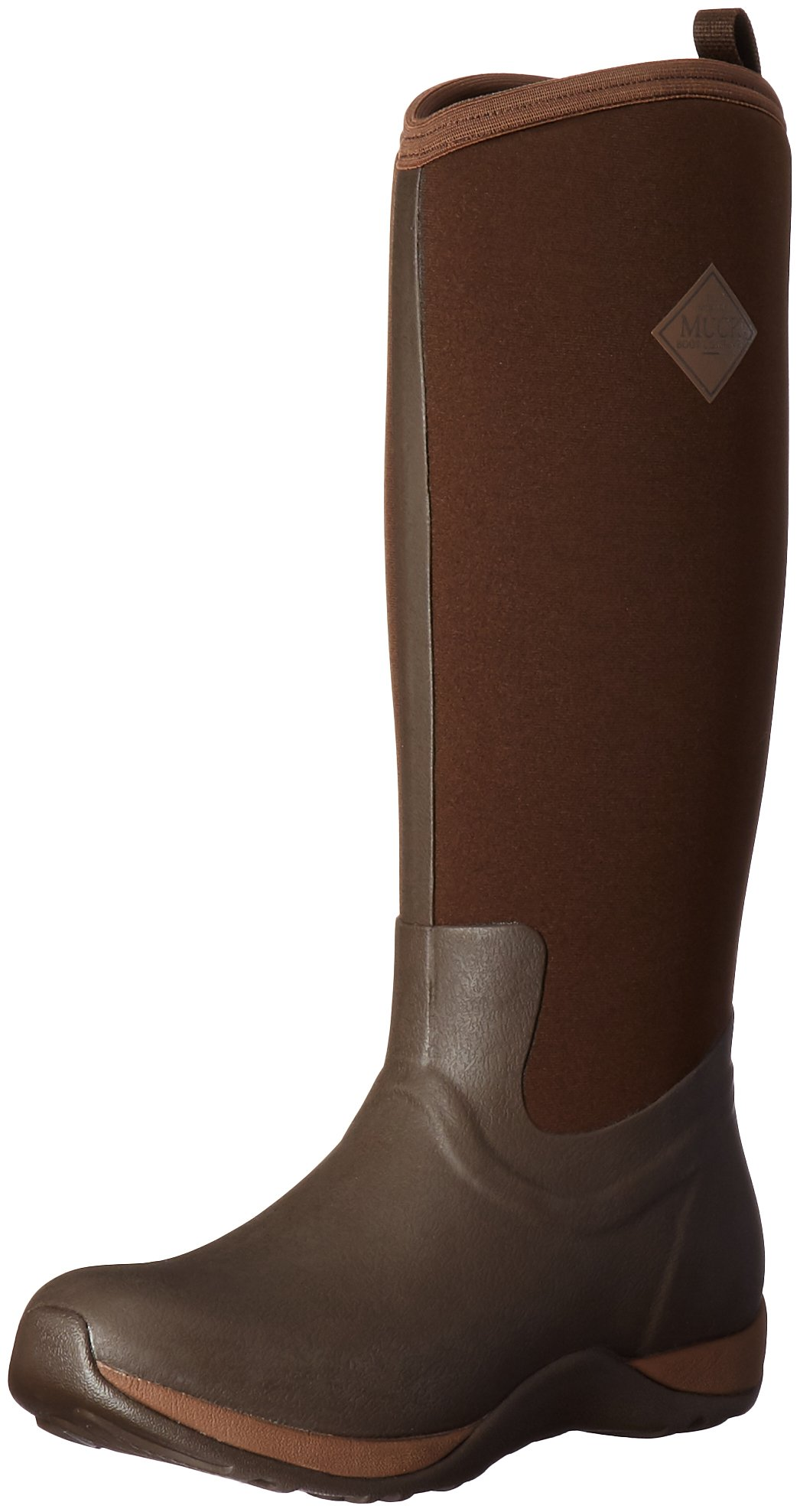 MuckBoots Women's Artic Adventure Snow Boot,Chocolate,7 M US