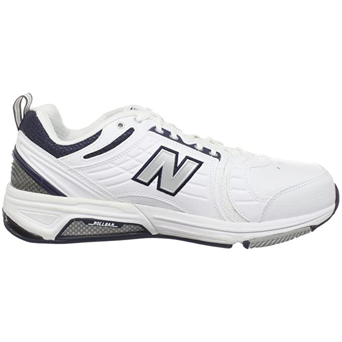 Best Provider Wide Shoes New Balance Mx856wn White Navy 2E