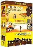Kirikou et la sorcière + Kirikou et les bêtes sauvages + Kirikou et les hommes et les femmes [Francia] [DVD]