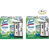 Amazon Com Lysol Healthy Touch Hand Soap Starter Kit