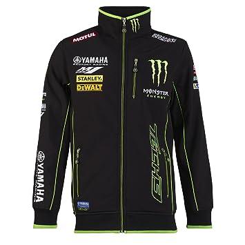 Monster Tech3 - 18t3 m-aj1-xs - Chaqueta hombre, negro/verde, FR: XS (talla fabricante: XS): Amazon.es: Deportes y aire libre