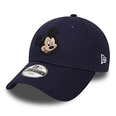 Casquette New Era – 9Forty Disney Patch Mickey Mouse bleu taille  Cadets 7f256e024ee