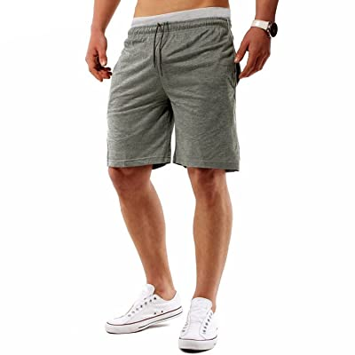 Fashion-Lover Men's Shorts Bodybuilding Fitness Gasp Workout Gyms-Clothing Casual Jogger Shorts