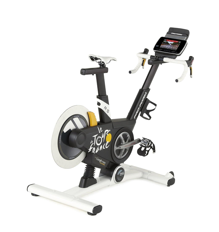amazon com proform le tour de france indoor cycling training