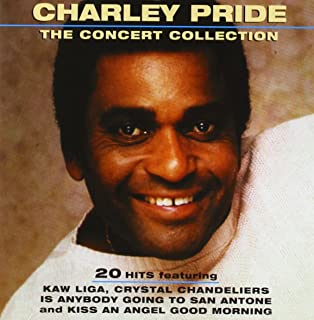 Crystal chandeliers by charley pride amazon music concert collection aloadofball Choice Image