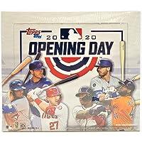 $64 » 2020 Topps Opening Day Baseball Hobby Box (36 Packs/7 Cards: 36 Inserts)