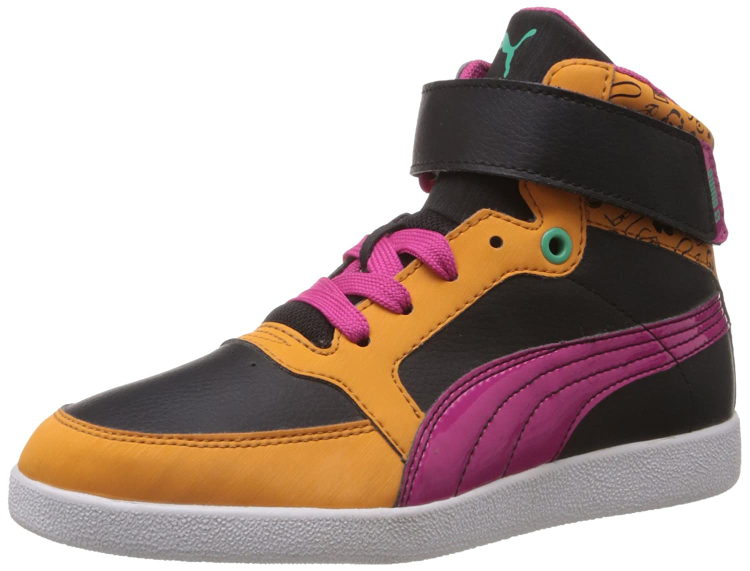 7c8407df1faa Puma Girl s Skylaa Street Jr Black