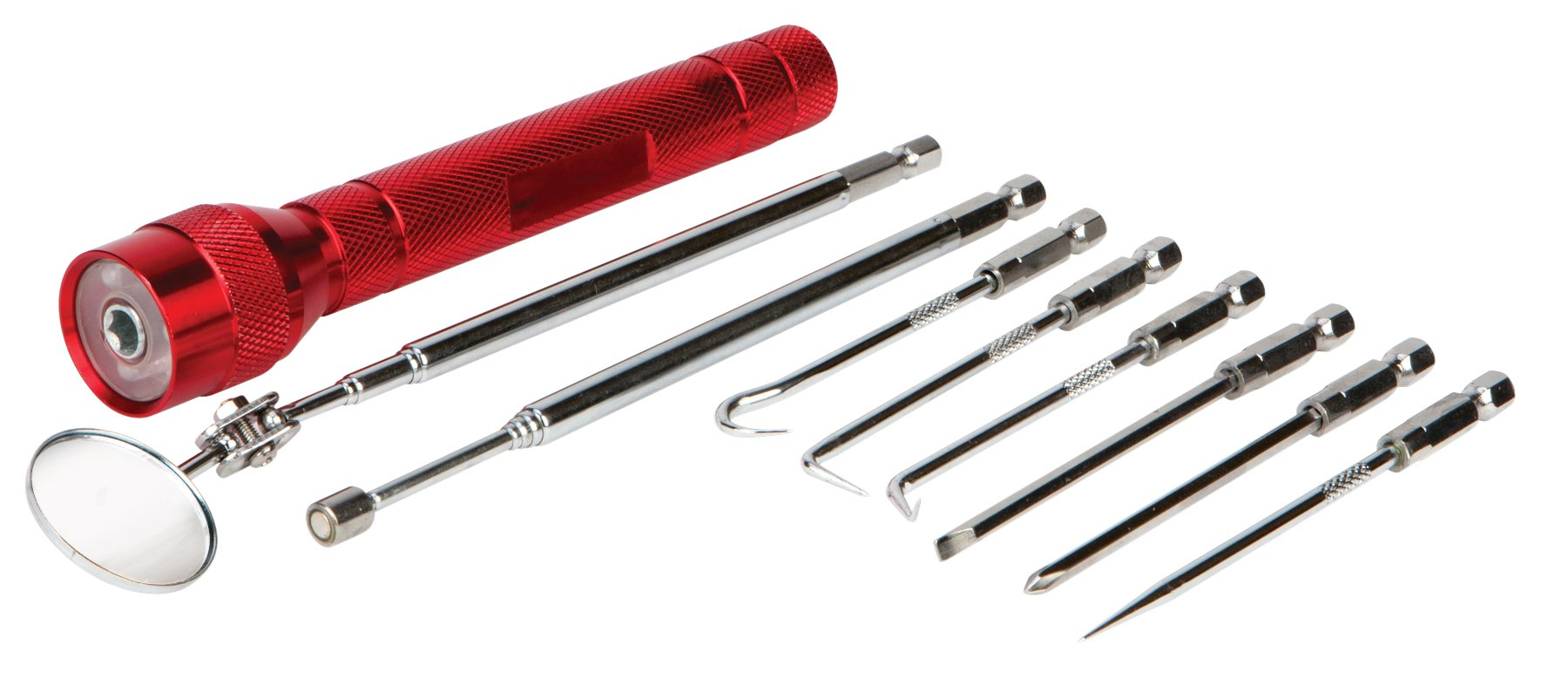 Performance Tool W949 9-Piece Automotive Inspection Kit (9pc) by Performance Tool (Image #6)