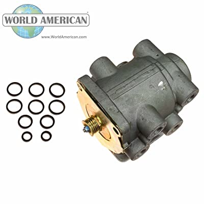 World American WA284760 Foot Valve: Automotive