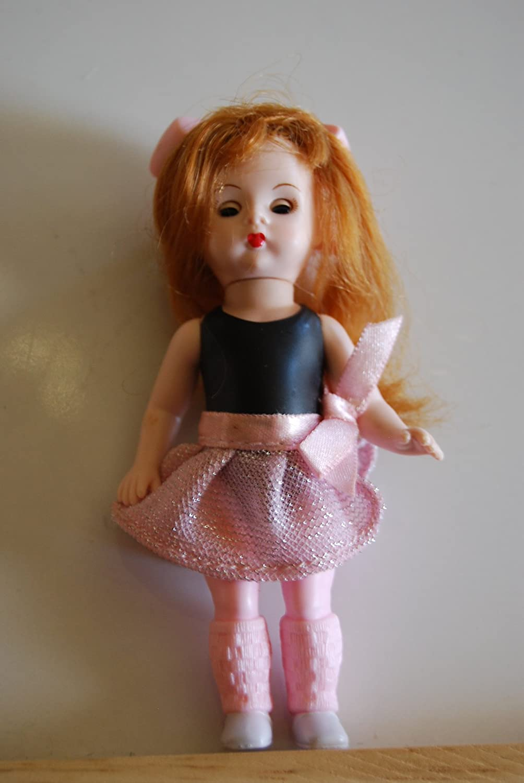 Madame Alexander McDonalds 2005 Happy Meal Ballerina Doll