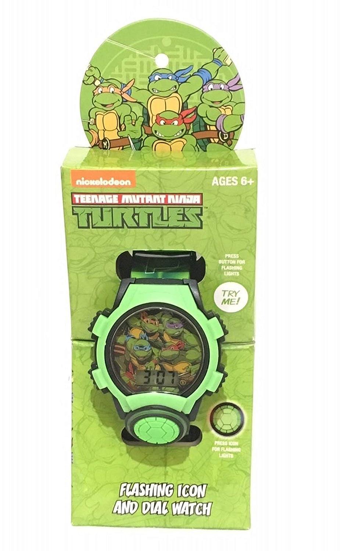 Amazon.com: Teenage Mutant Ninja Turtles Flashing Icon and ...