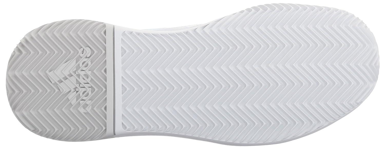 adidas Women's Adizero Defiant US|White/White/Grey Bounce B01MRX6AKP 9.5 M US|White/White/Grey Defiant One 8ecc59