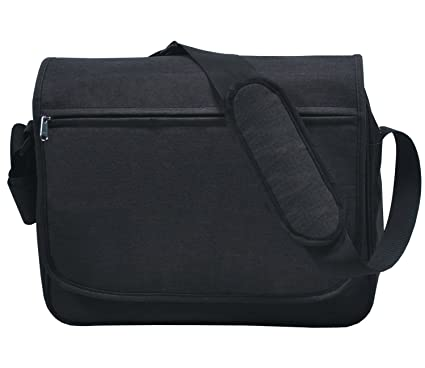Amazon.com: MIER Unisex Laptop Messenger Bag For 15.6