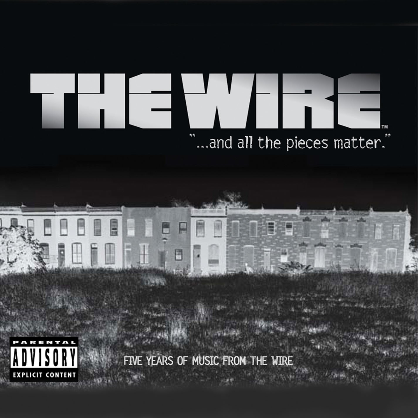 Wire: & All the Pieces Matter - Five Years                                                                                                                                                                                                                                                                                                                                                                                                <span class=