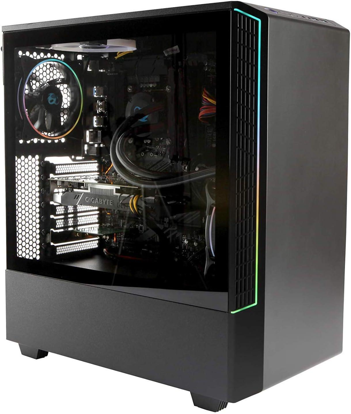 DeepGaming Havak - Ordenador Gaming de sobremesa A-RGB (Intel Core ...