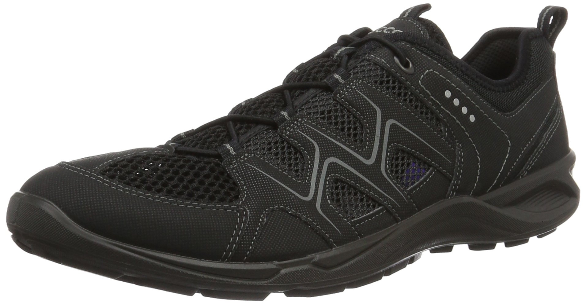 ECCO Women's Terracruise Hiking Shoe, Black, 39 M EU (8-8.5 US)