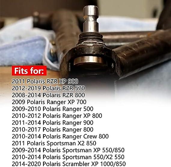 2009 Polaris 700 Ranger Lower Ball Joints x2