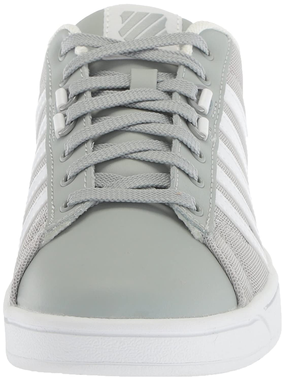 K-Swiss B073WQD1NF Women's Hoke T CMF Fashion Sneaker B073WQD1NF K-Swiss 6 B(M) US|Mirage Gray/White 6d9c62