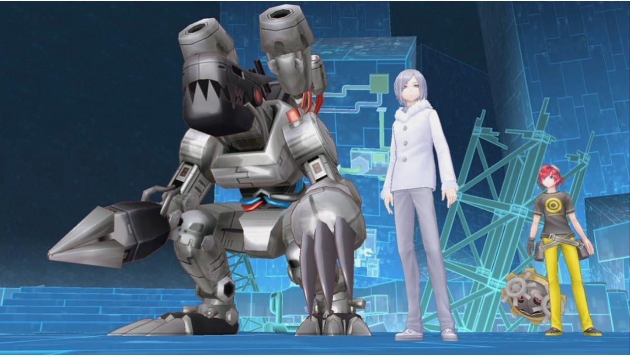 Ps Vita Digimon Story Cyber Sleuth English Subtitle Kaset Game Reg 3 Video Games