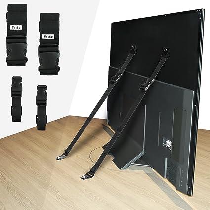 Becko antivuelco TV y muebles Correas de seguridad multifuncional ...