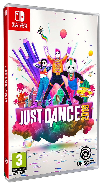 Just Dance 2019 Nintendo Switch Amazon Es Videojuegos