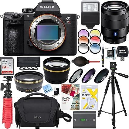 Beach Camera Sony A7R III 42.4 MP fotograma Completo sin Espejo ...