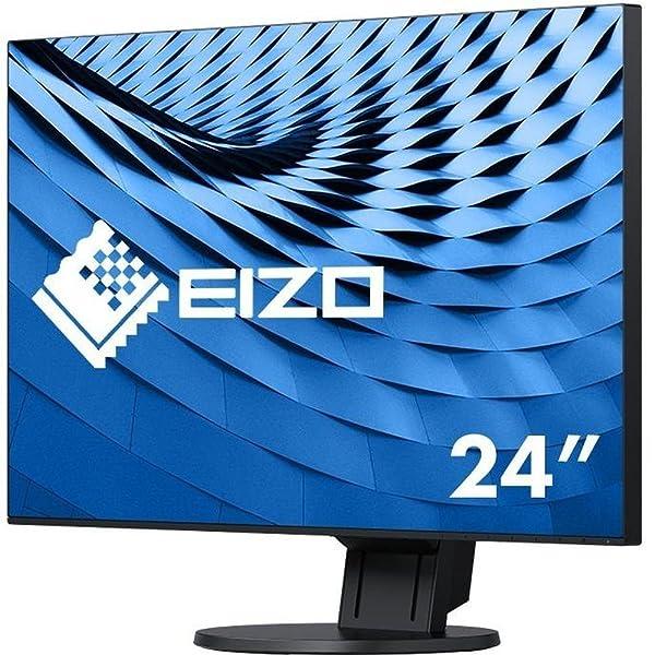 EIZO EV2451-BK 60cm(23.8)型カラー液晶モニター FlexScan EV2451 ブラック