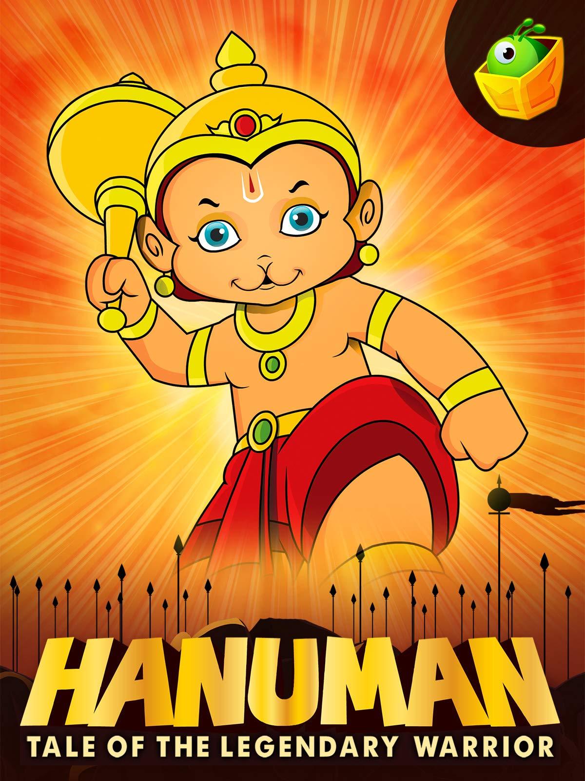 Watch Hanuman Tale Of The Legendary Warrior Prime Video