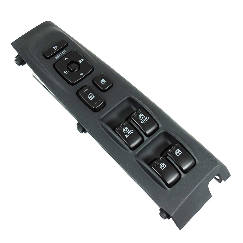 Genuine Hyundai 93570-3L501-WK Power Window Main Switch Assembly