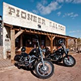 Image for 2021 Wall Calendar - Harley Motorcycles Calendar, 12 x 12 Inch Monthly View, 16-Month, Big Bikes Theme, Includes 180…