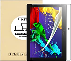 KTtwo Lenovo Tab 10 Tablet Screen Protector, 9H Tempered Glass Anti-Scratch Screen Protector for Lenovo Tab 2 A10-70 / Tab 2 A10-30 / Tab 3 10 Business / TB3-X70 / TAB-X103F / Tab 10 10.1 Tablet