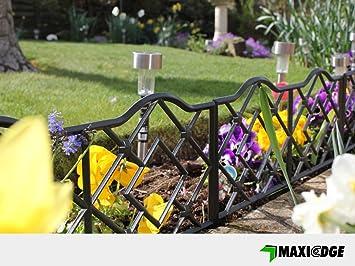 Decorative Lawn Edging Art Deco Amazoncouk Garden Outdoors