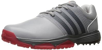 6afb2fb8cd4d85 adidas Men s 360 Traxion WD Ltonix CBL Golf Shoe Grey 7.5 2E US