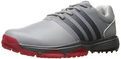 308631ef7 adidas Men s 360 Traxion WD Ltonix CBL Golf Shoe Grey 7.5 2E US