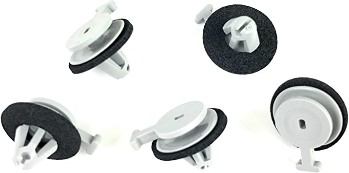 Set Of 10 Fits for Land Rover A Pillar Trim Clips LR053837