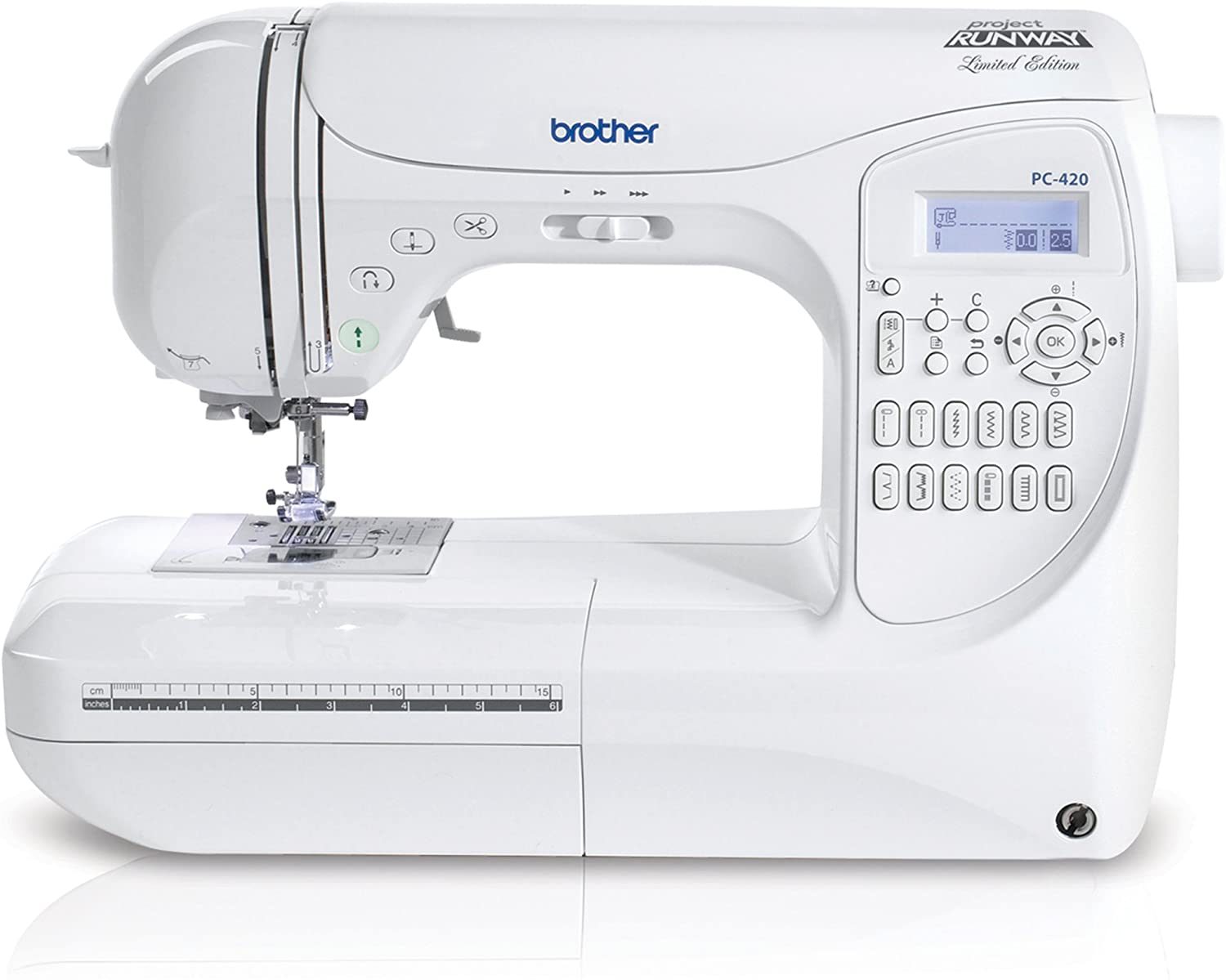 Brother PC-420 PRW Sewing Machine Review