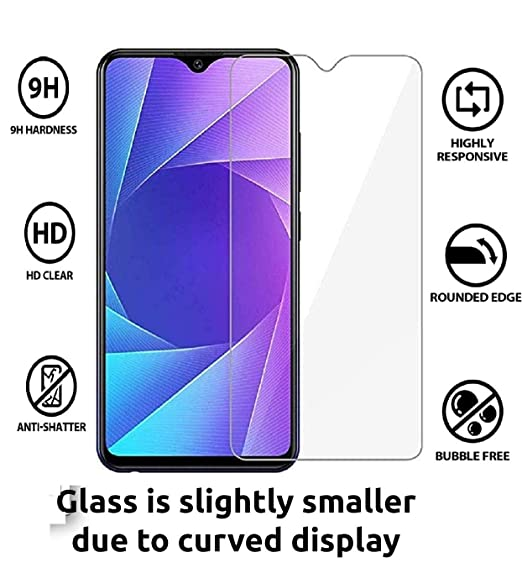 JGD PRODUCTS 2 5D Tempered Glass Screen Protector For Samsung Galaxy J7 pro  Full Screen Coverage (Except Edges) With Easy Installation Kit