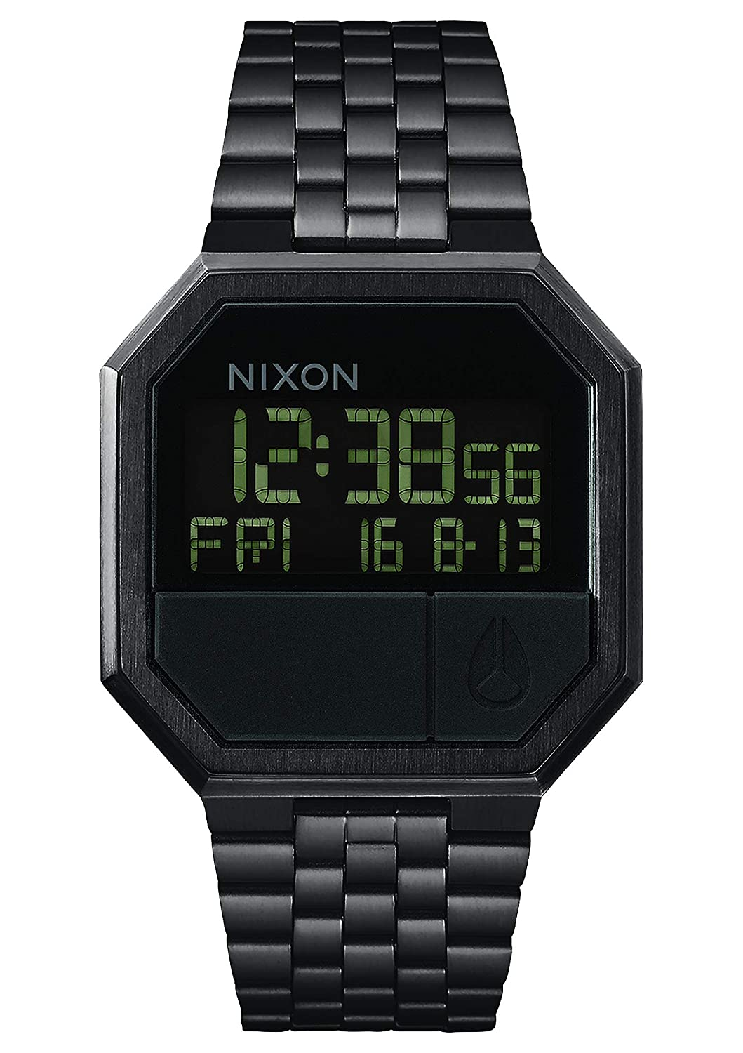 NIXON Re-Run -Spring 2017- All Black