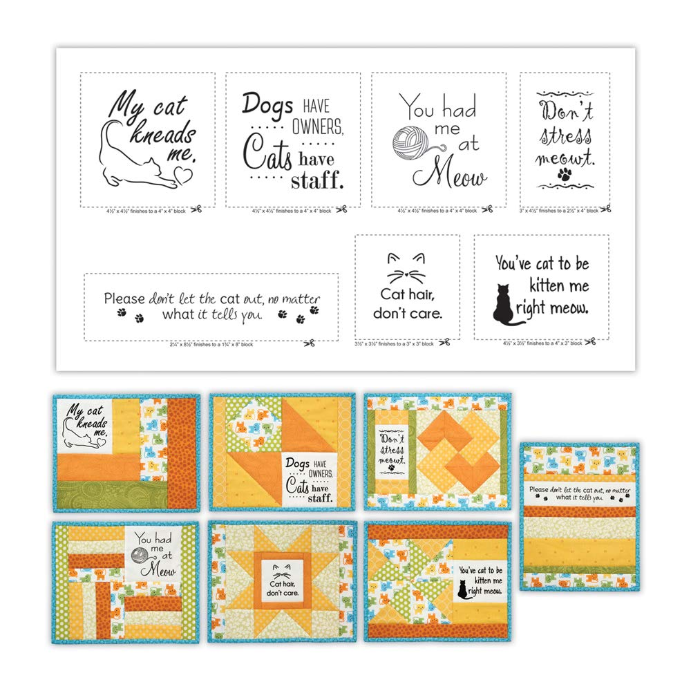 Daily Mews June Tailor Inspirational Mug Mats
