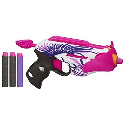 Nerf Rebelle Pink Crush Blaster Amazon Exclusive