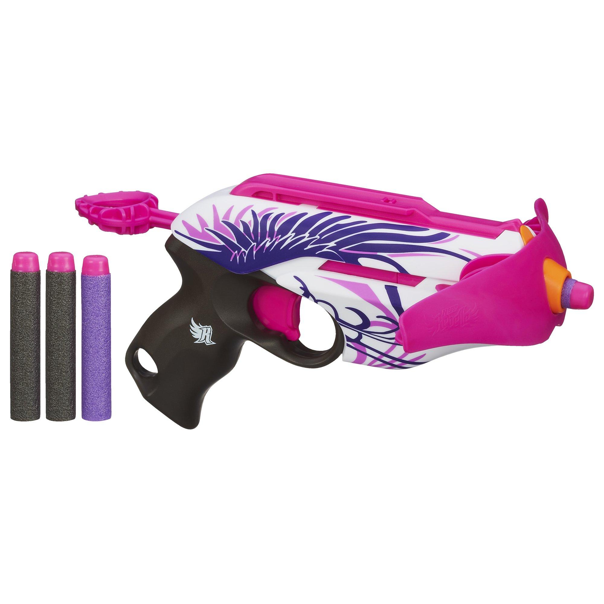 Hasbro Nerf Rebelle Pink Crush Blaster