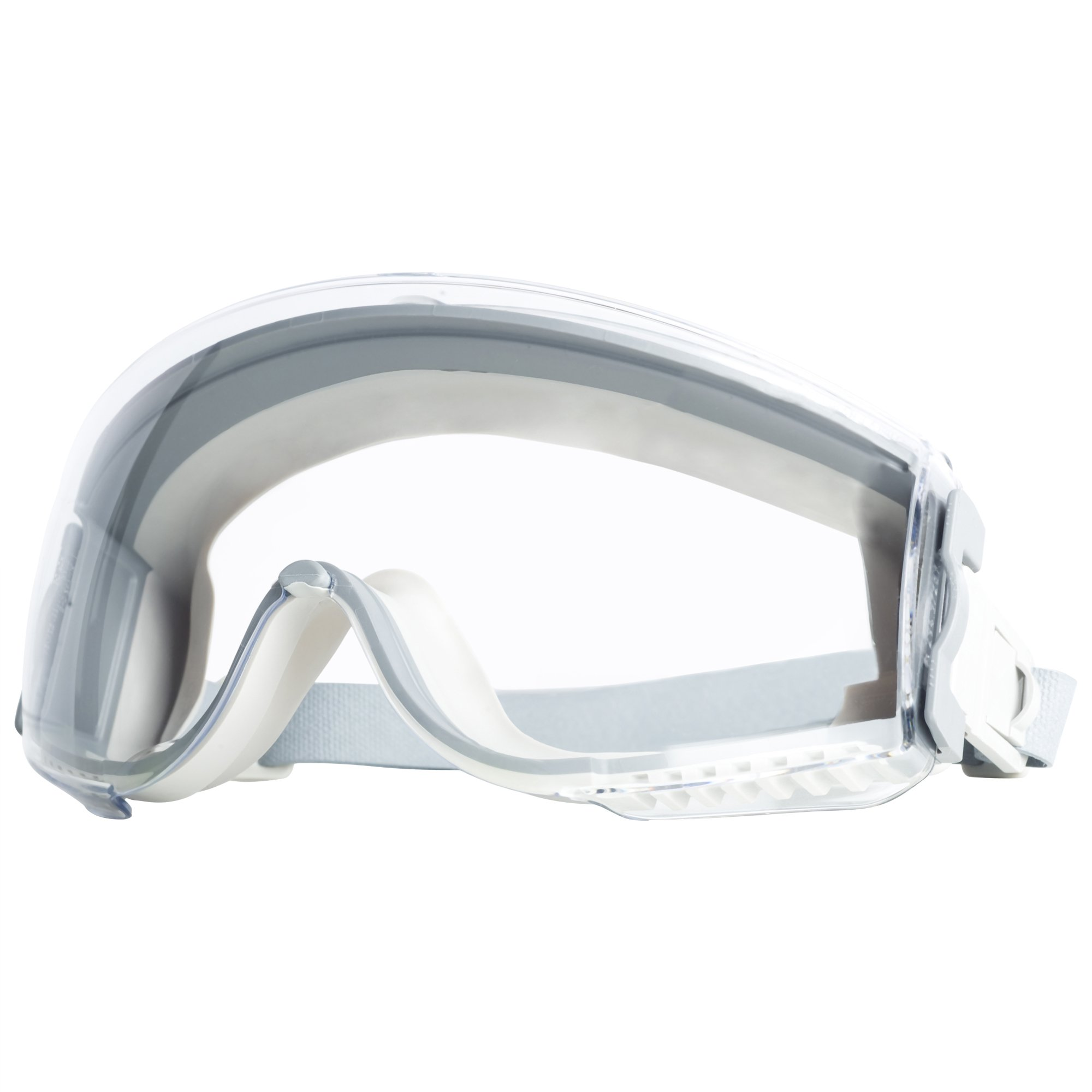 Uvex Stealth Safety Goggles with HydroShield Anti-Fog Lens (S3960HS)