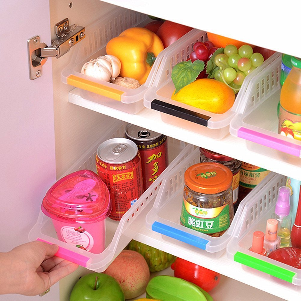 Top 5 tips to Organize Fridge Storage