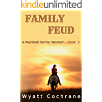 Family Feud: A Marshall Family Western - Book 2
