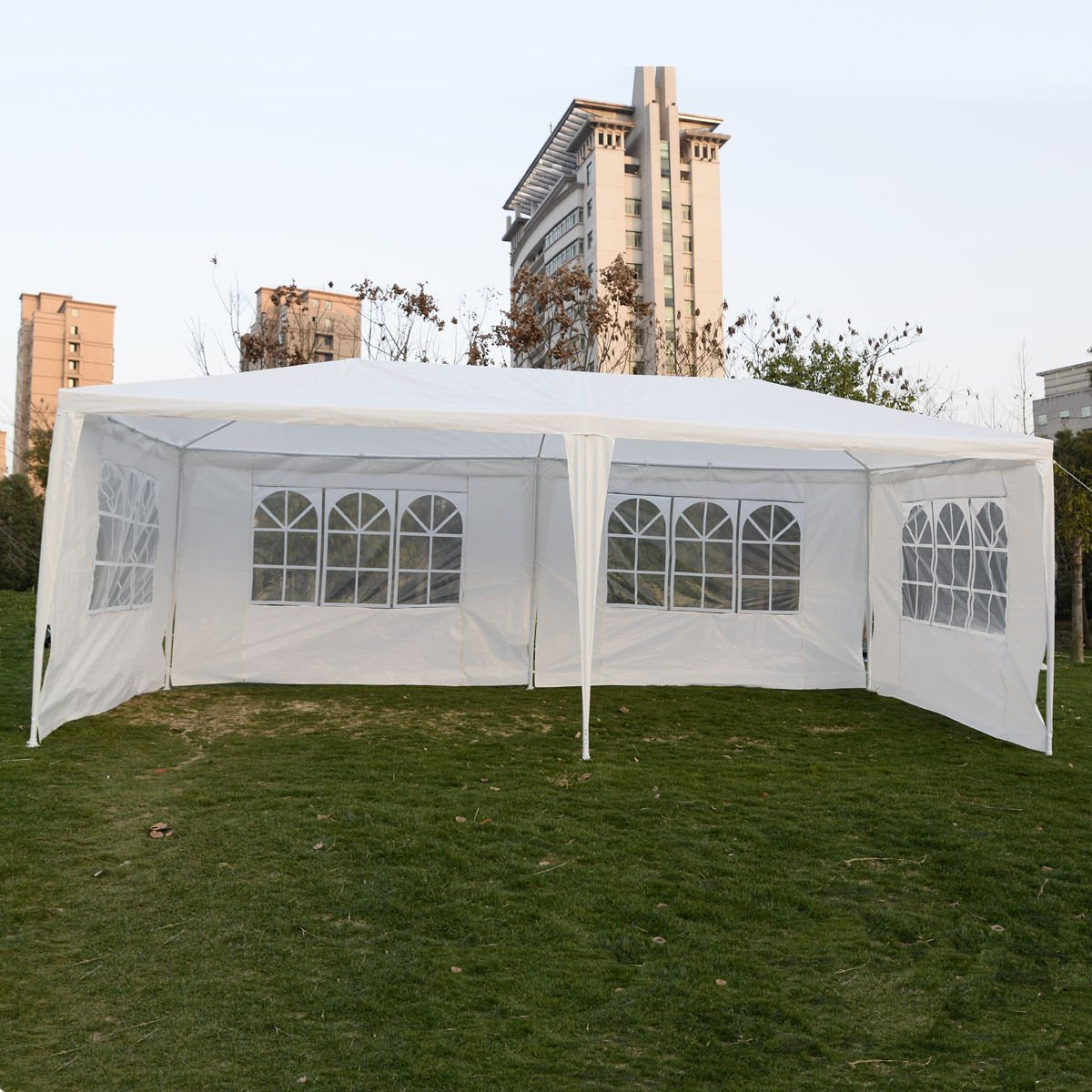 20 X10 Ft (three-side wall) Party Wedding Tent Decoration