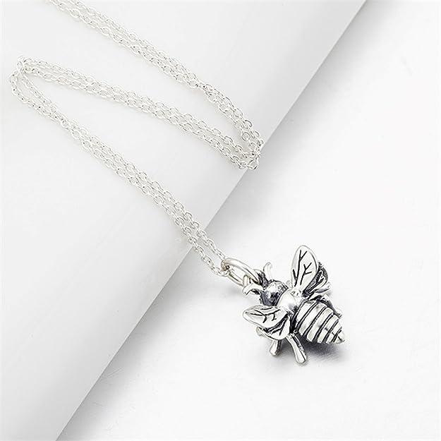 CS-DB Four Leaf Clover Top Stylish Silver Necklaces Pendants Fashion