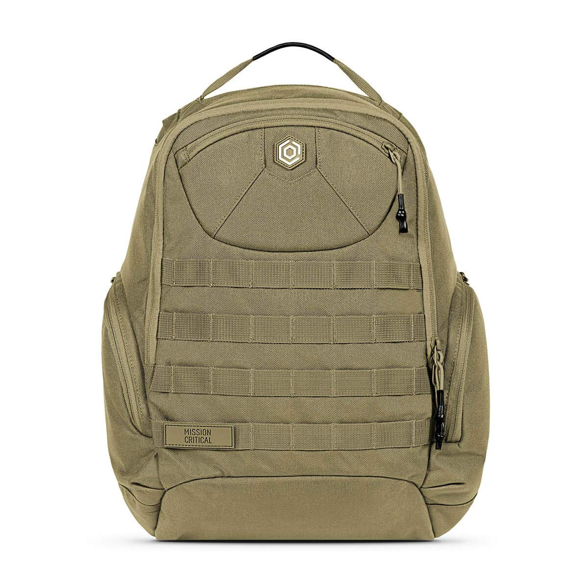 Mission Critical S.01 Daypack Zip (Coyote)