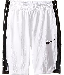 0aa6da65288a Amazon.com  NIKE Boy s Dry Elite Stripe Basketball Shorts (Equator ...