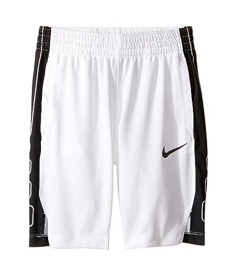 5ab3975d9aa Nike Girls' Dry Elite Stripe Basketball Shorts