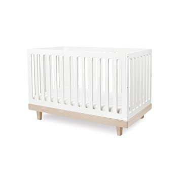 Amazon com : Oeuf Classic Arbor Crib, Birch : Baby